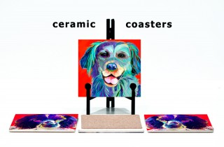 Drink Coasters - Dog lovers - Dog Stuff